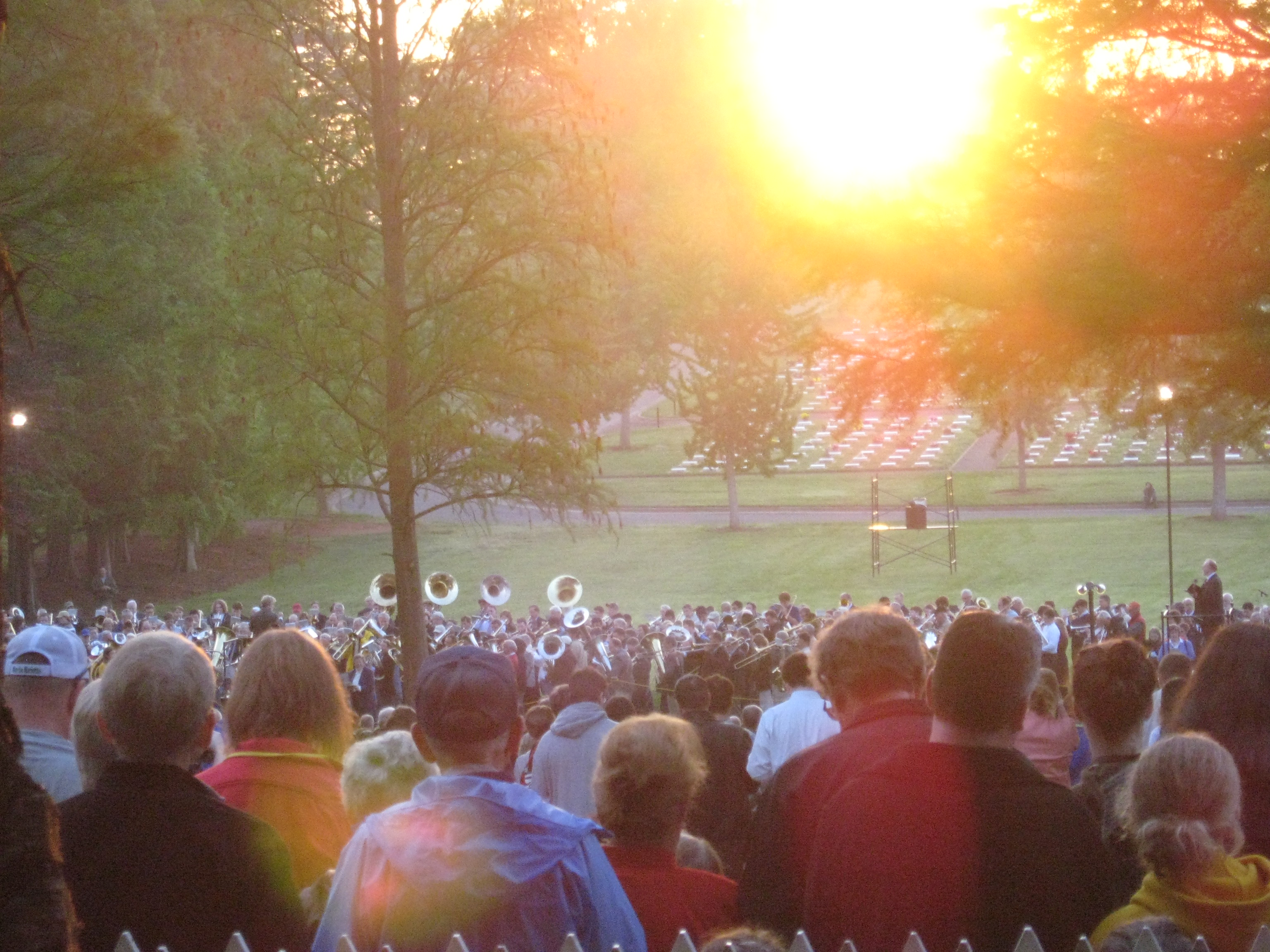 Easter Sunrise Service | Salem Congregation